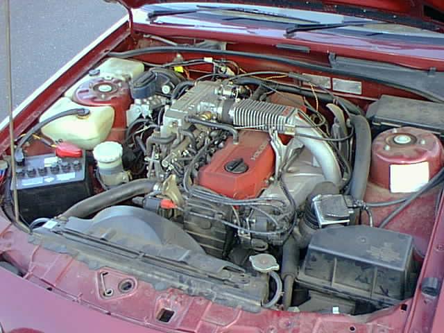 1987 VL Holden Commodore SL Sedan