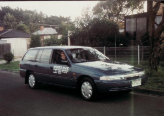 1992 VP Holden Commodore Executive Wagon