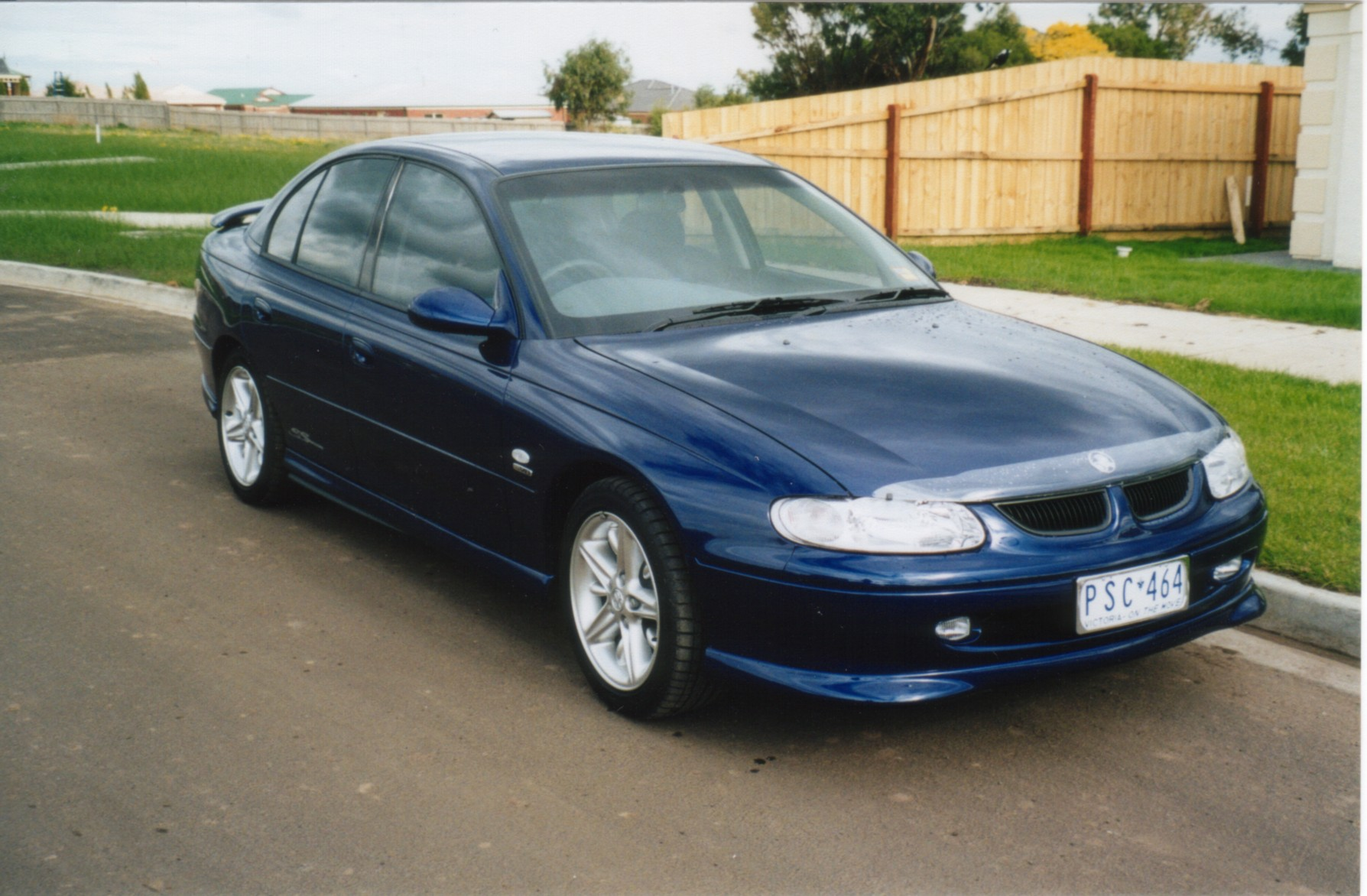 1999 VT Series II Holden Commodore SS